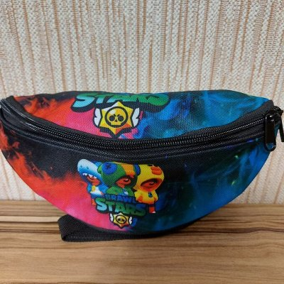 Мир футболок для всей семьи Likee, Brawl Stars  — Поясные сумки, рюкзаки, кошельки — Сумки и рюкзаки