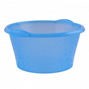 Таз 11,0л Таз 11,0л круг Удобный пластиковый таз, объемом 11 литров, произведенный из самых прочных современных материалов. Тазы пластиковые легкие и прочные предназначены для всевозможных работ по до