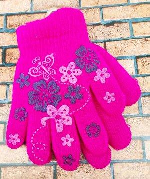 Перчатки Перчатки подростковые С 6 до 10 лет