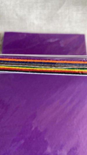 Набор листового фетра (жесткий) 1мм 20*30см.арт.FLT-HA1 в ассортименте(10л.)