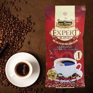 Кофе молотый King Coffee Expert №1, серия Blend, 100 гр.