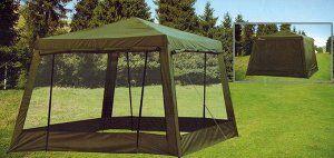 Шатёр - палатка для отдыха с москитной сеткой