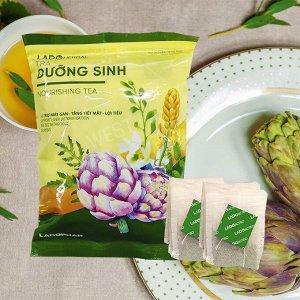 Чай травяной с артишоком Т.М. «Ladophar» ( 50 пак. * 2гр. )