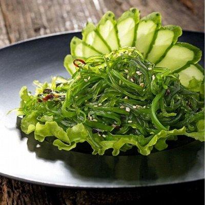 Фарш (куриный, рыбный, свиной) ✔SEAZAM✔! — Салат из водорослей чука. — Рыбные