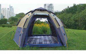 Палатка автомат 4 места