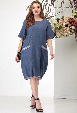 Платье Michel Chic 2003 синий
