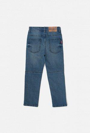 Брюки джинсовые детские для мальчиков Ruri синий