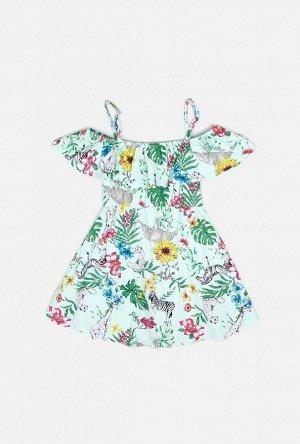 Платье детское для девочек Tinos ассорти