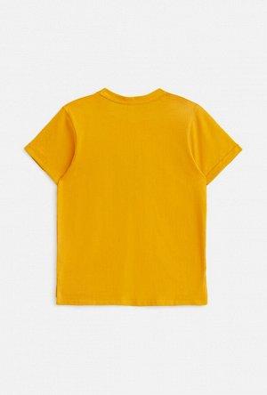 Футболка детская для мальчиков Nikolos оранжевый