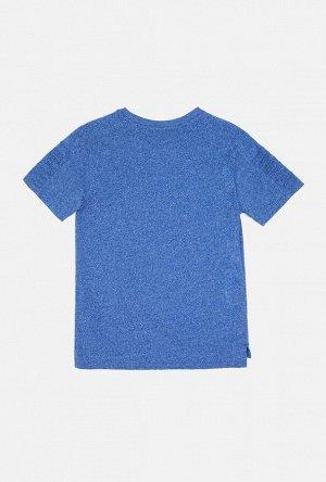 Футболка(Фуфайка) детская для мальчиков Kendis синий