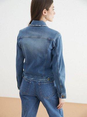Жакет джинсовый жен. HANYA2 синий