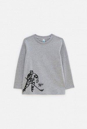 Джемпер детский для мальчиков Henkel светло-серый