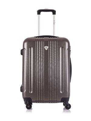 LCASE чемодан Bangkok-22-BCP-01-12-Coffee ABS-пластик