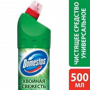 DOMESTOS Чистящее средство Хвоя 500мл