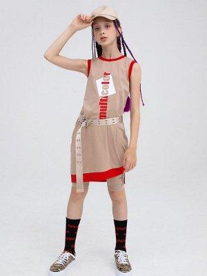 Платье прилегающего силуэта
