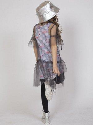 Комплект: из двух платьев А-силуэта