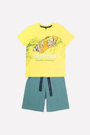 Комплект(Весна-Лето)+boys (яркий лимон, зеленая полынь к292)