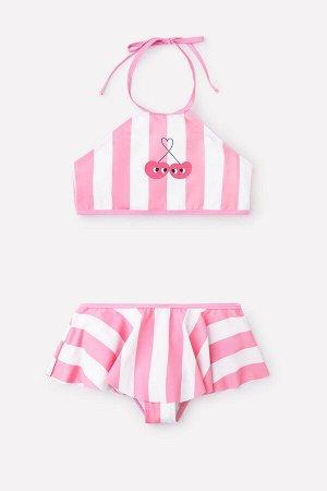 Купальный костюм для девочки Crockid ТК 17008/4н ХФ