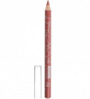 .Lux    карандаш  для  губ   тон  70  бежевый  нюд  new