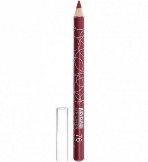.Lux    карандаш  для  губ   тон  76  сливовый  new