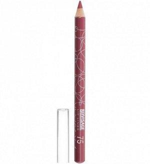 .Lux    карандаш  для  губ   тон  75 розово- бежевый нюд