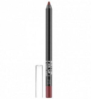 .Lux  карандаш  для губ PIN UP  matt   NEW!! 215 vintage
