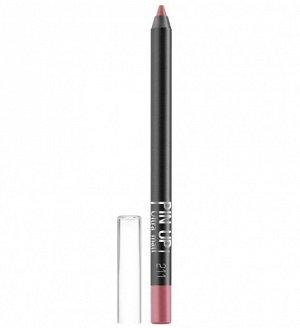 .Lux  карандаш  для губ PIN UP  matt   NEW!! 211 muse