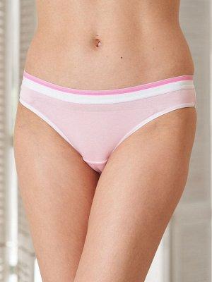 Трусы Valeria розовый  (хлопок 95% эластан 5%)