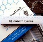 DJ MEDITEC CARBON THERAPY Гель-активатор и маски для лица и шеи КАРБОКСИТЕРАПИЯ 25g*1(ea)