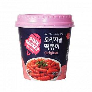 Рисовые клецки (топокки) оригинальный вкус 120г