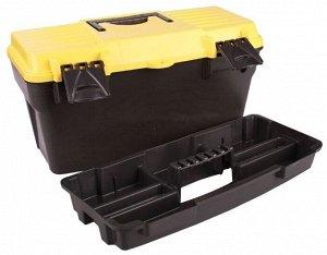 Ящик универсальный с крышкой (415х210х210)(для инструментов) (Базовый)
