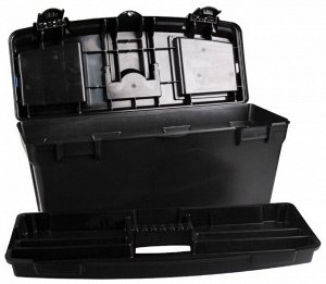 Ящик универсальный с крышкой (585х255х250)(для инструментов) (Базовый)