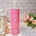 SECRET KEY Увлажняющий тонер с экстрактом дамасской розы 248 ml.  ROSE FLORAL SOFTENING TONER