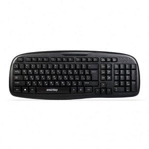 Клавиатура 116 ONE USB черная (SBK-116-K)/20