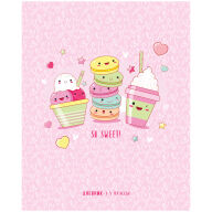 "Дневник 1-4 кл. 48л. ""Lovely candy"", ВД-лак"
