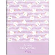 """Дневник 1-4 кл. 48л. (твердый) """"Pattern. Marshmallows"""", глянцевая ламинация"""