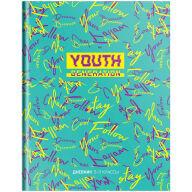 """Дневник 5-11 кл. 48л. (твердый) """"Pattern. Young and bright"""", глянцевая ламинация"""