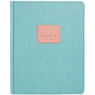 """Дневник 1-11 кл. 48л. (твердый) """"Casual turquoise"""", иск. кожа, ляссе, тиснение"""