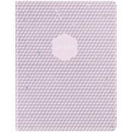 """Дневник 1-11 кл. 48л. (твердый) """"Pink. Silver"""", иск. кожа, ляссе, тиснение"""