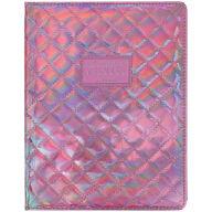 "Дневник 1-11 кл. 48л. (твердый) ""Soft pastels. Pink"", иск. кожа, ляссе, тиснение"