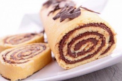 Любимое Яшкино! Сладости на любой вкус) — Бисквиты, рулеты, кексы