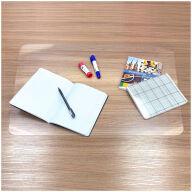 Настольное покрытие OfficeSpace 38*59см, прозрачное глянцевое