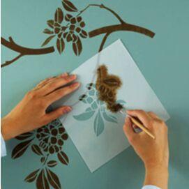 Рукоделочка - все для флористики в наличии — Трафареты: красивый рисунок легко на любые поверхности — Фурнитура и инструменты
