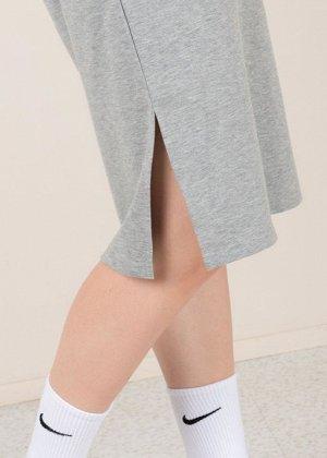 """Платье """"Айлин"""" ; серый"""