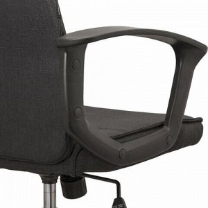 """Кресло офисное BRABIX """"Delta EX-520"""", ткань, серое, 531579"""