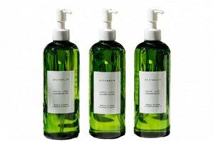 Гидрофильное масло GRAYMELIN GREEN - LIGHT CLEANSING OIL 400 мл., ,