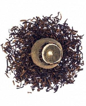 Чай ПУЭР в лайме (обработано) код-19