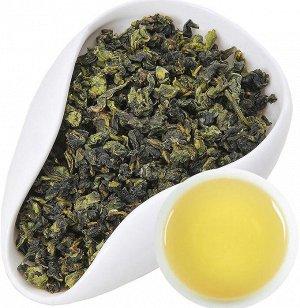Чай УЛУН зелёный вкус клубника  код-5