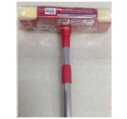 Окномойка с насадкой 25 см и ручкой из алюминия 70-120см Liao /Арт.B130040/705052/LA