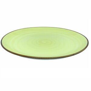 Сабиан зеленый Тарелка десертная, d 20 см, фрф, 4/32